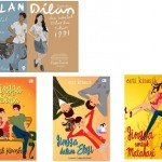 2 Novel Series Untuk Menemani Liburanmu di Bandung