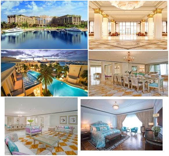 Keindahan Palazzo Versace Dubai