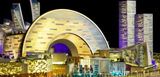 Mall of The World Dubai