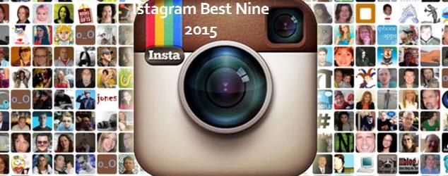 Momen Terbaik di 2015 dengan Instagram Best Nine