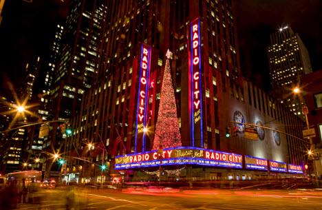 Apartemen Radio City Hall