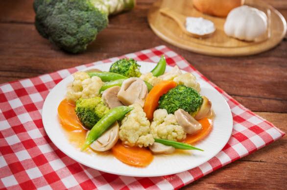 Resep Capcay Seafood Bergizi