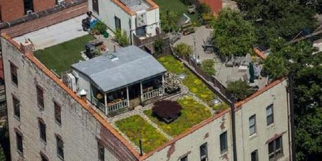 Rumah Atap Manhattan
