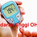 Ciri dan Tips Mengatasi Gula Darah Tinggi