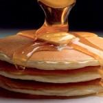 Pancake Simpel Isi Keju Susu