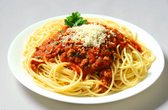 Spagetti Saos Bolognese