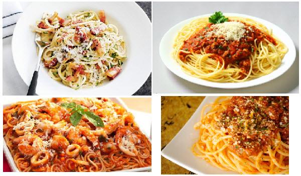 Variasi Spagetti, Gugah Selere Makan Anda