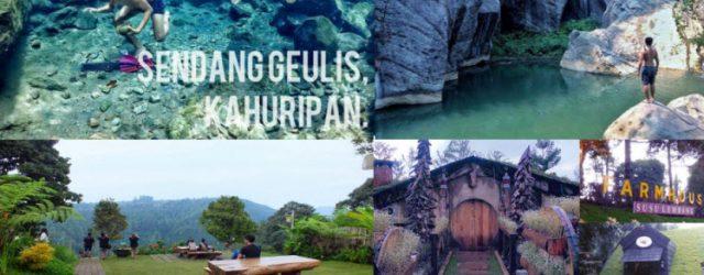 3 Objek Wisata Alam Di Bandung yang Layak Disebut Surga