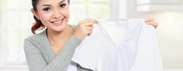 Cara Merawat Pakaian Agar Tetap Putih