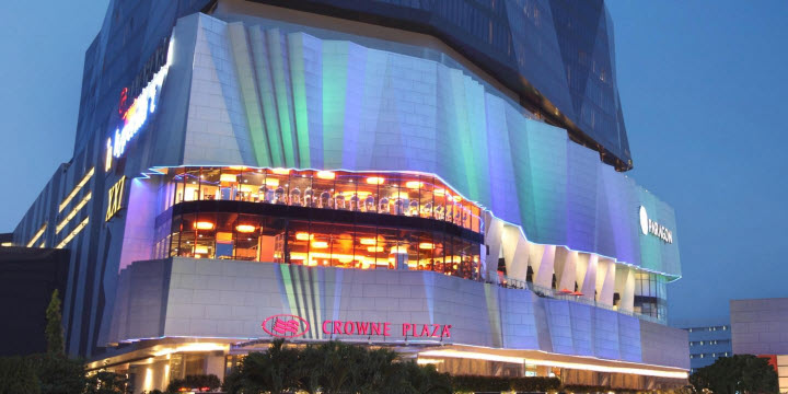 Crowne Plaza Hotel Semarang