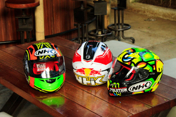 Helm Motor NHK