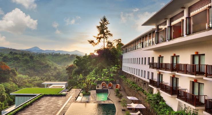 Hotel dan Penginapan Murah di Bandung Kota