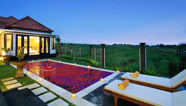Private Villa di Kuta Bali