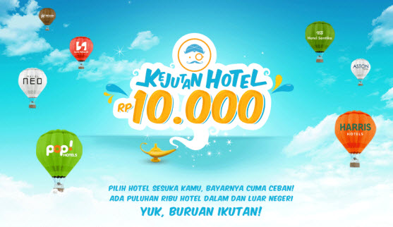 Promo Diskon Hotel