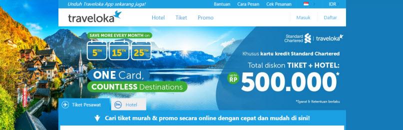 Promo Traveloka Terbaru