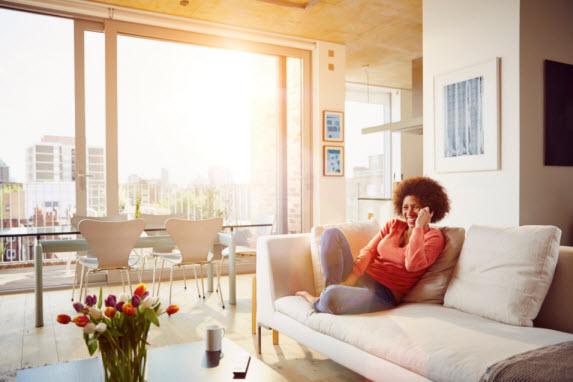 Tinggal Sendiri di Apartemen