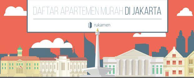 Daftar Apartemen Murah di Jakarta