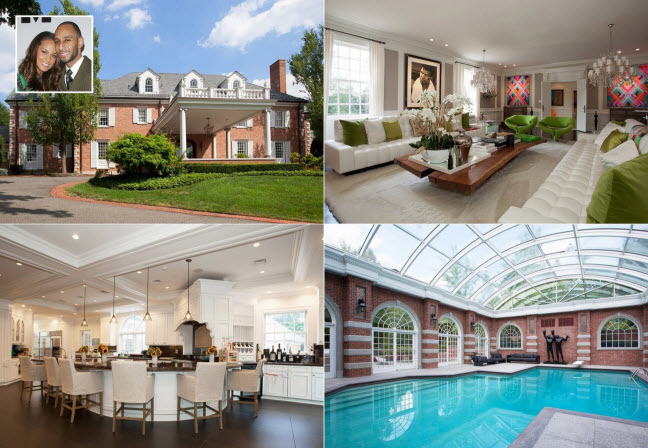 Rumah Alicia Keys, $14.9 Million