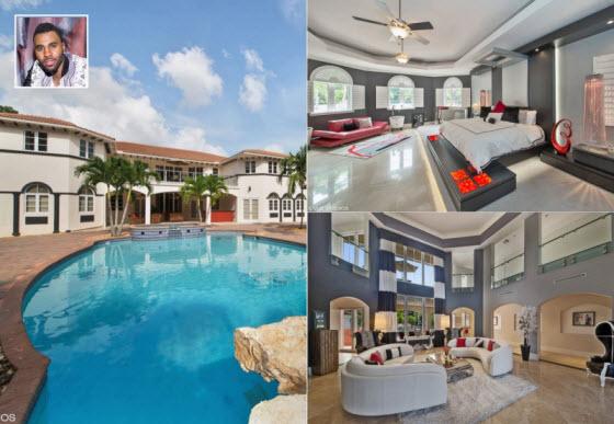 Rumah Jason Derulo, $2.2 Million