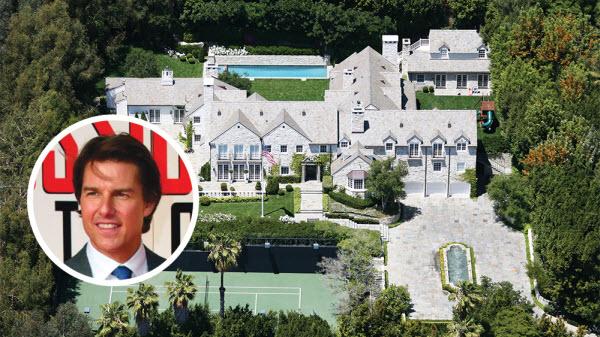 Rumah Tom Cruise, $59 Million
