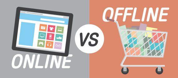 Belanja Online atau Offline