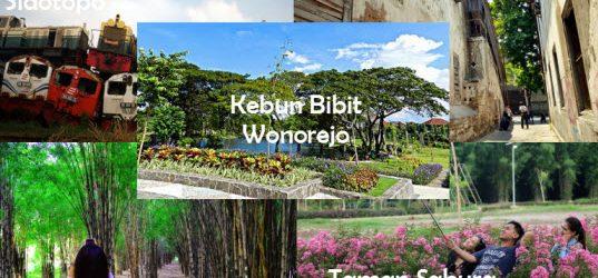 Lokasi Foto Favorit di Kota Surabaya