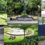 Menikmati Indahnya Taman di Kota Jakarta