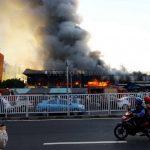 Sejarah Kebakaran Pasar Senen Sejak Pertama Kali Dibangun