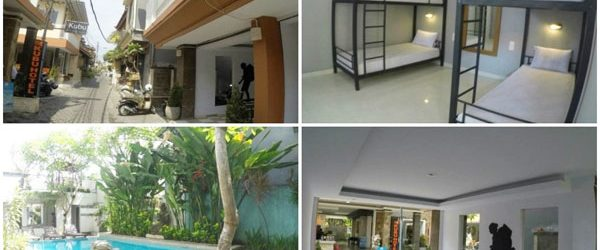 hotel mewah murah di Legian, Bali