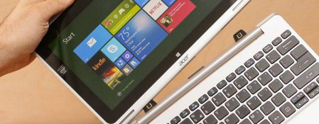 Laptop Hybrid Terjangkau dan Berkualitas